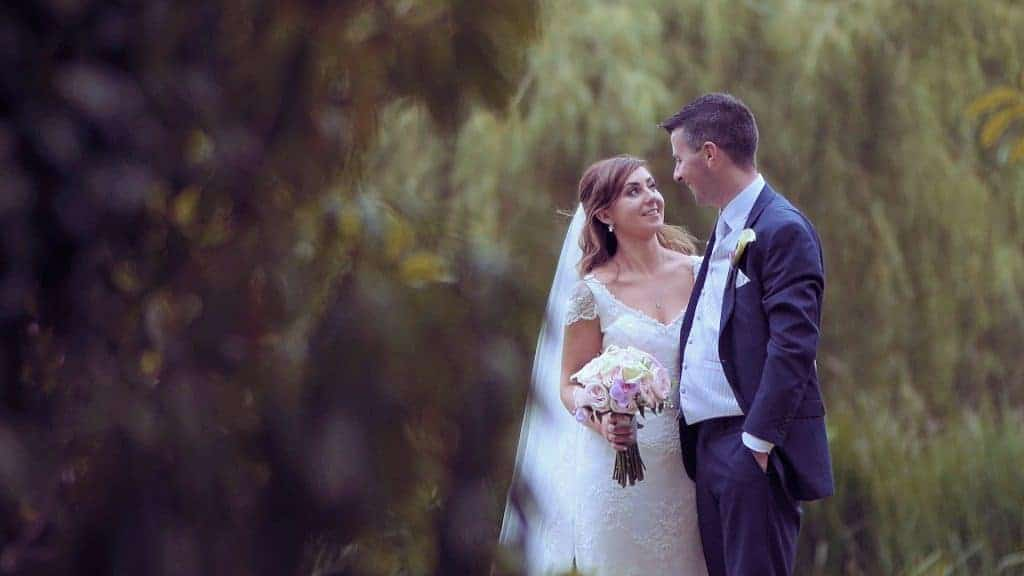 Bellingham Castle Wedding Video