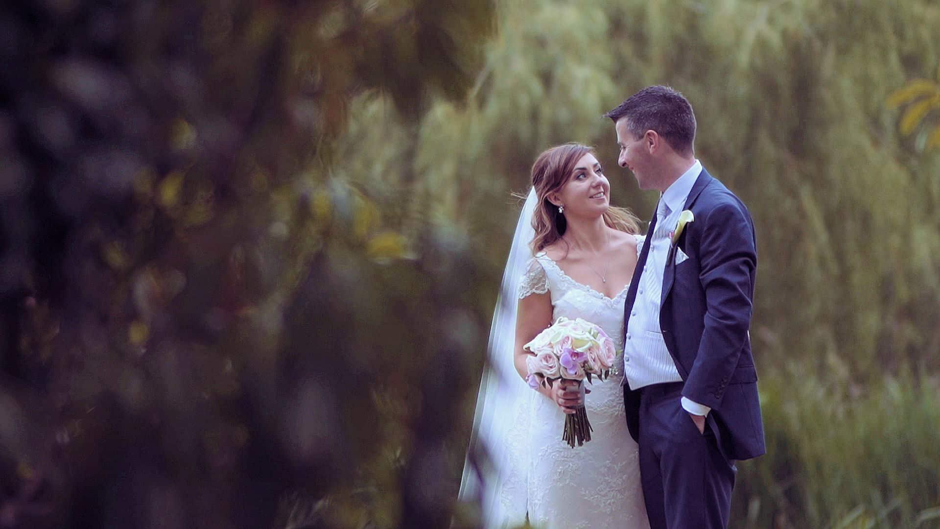 Bellingham Castle Wedding Video