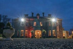 Wedding videographer for Tinakilly House Hotel in Wicklow