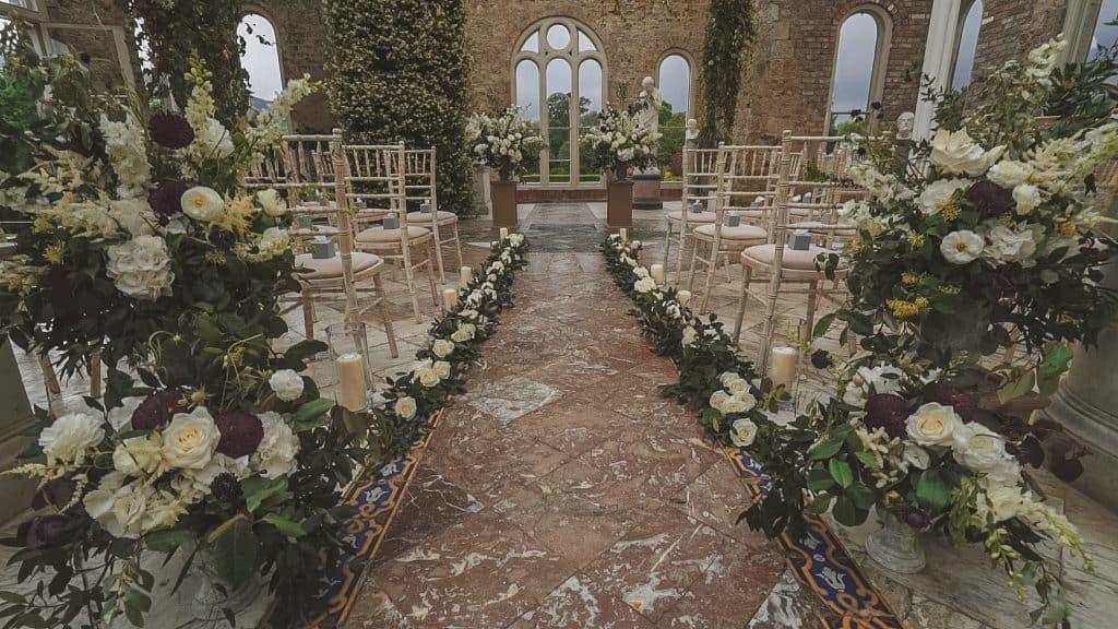 Killruddery House Wedding Videographer
