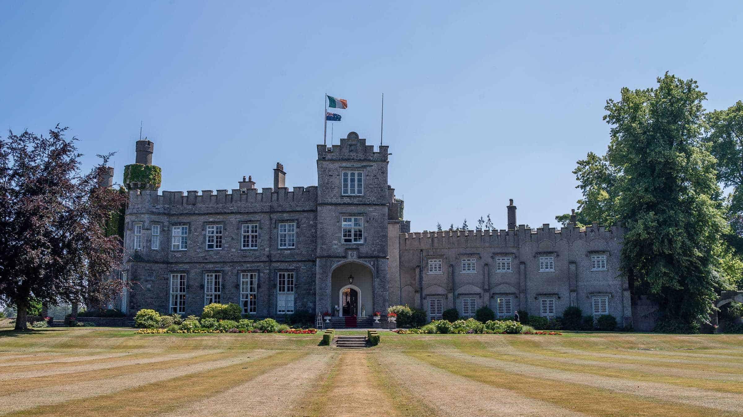 Wedding Videographer Luttrellstown Castle, Dublin, Ireland