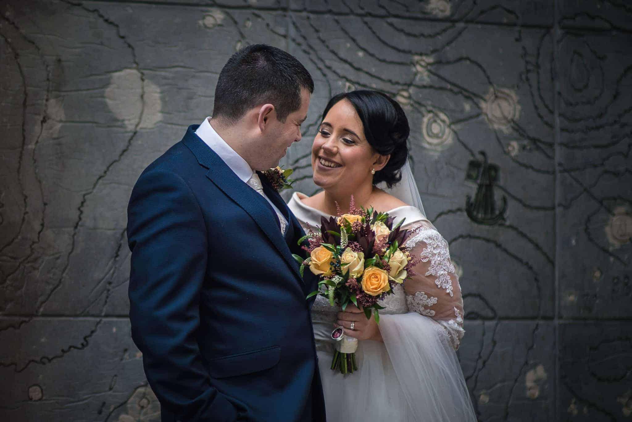 smock alley theatre wedding videographer dublin