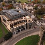 Trim Castle Hotel Wedding Videographer Drone
