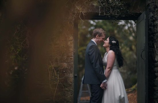 Trudder Lodge Wedding Video - Aine and Joe