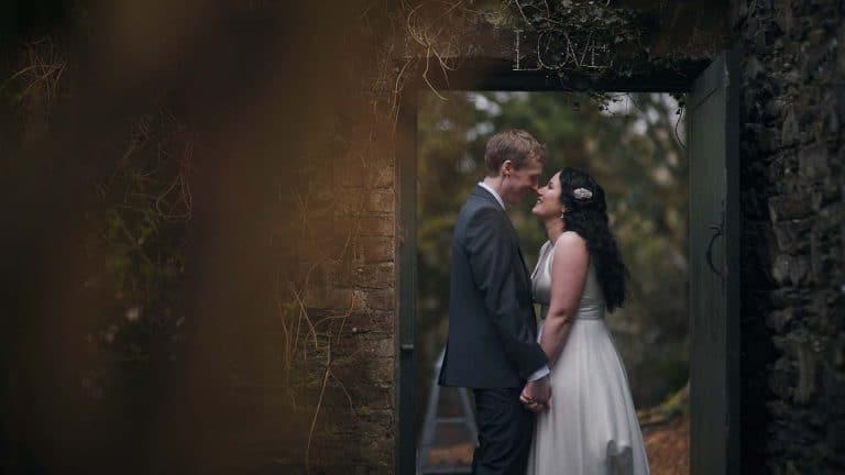 Trudder Lodge Wedding Video - Aine and Joe
