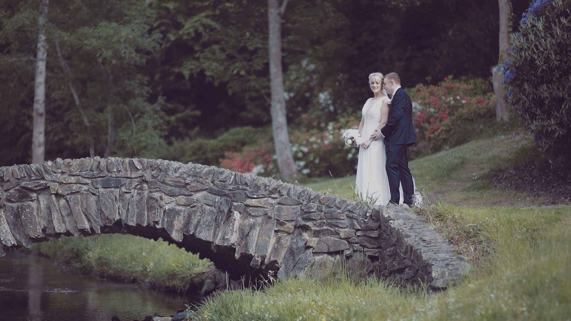 Druids Glen Resort Wedding Videographer
