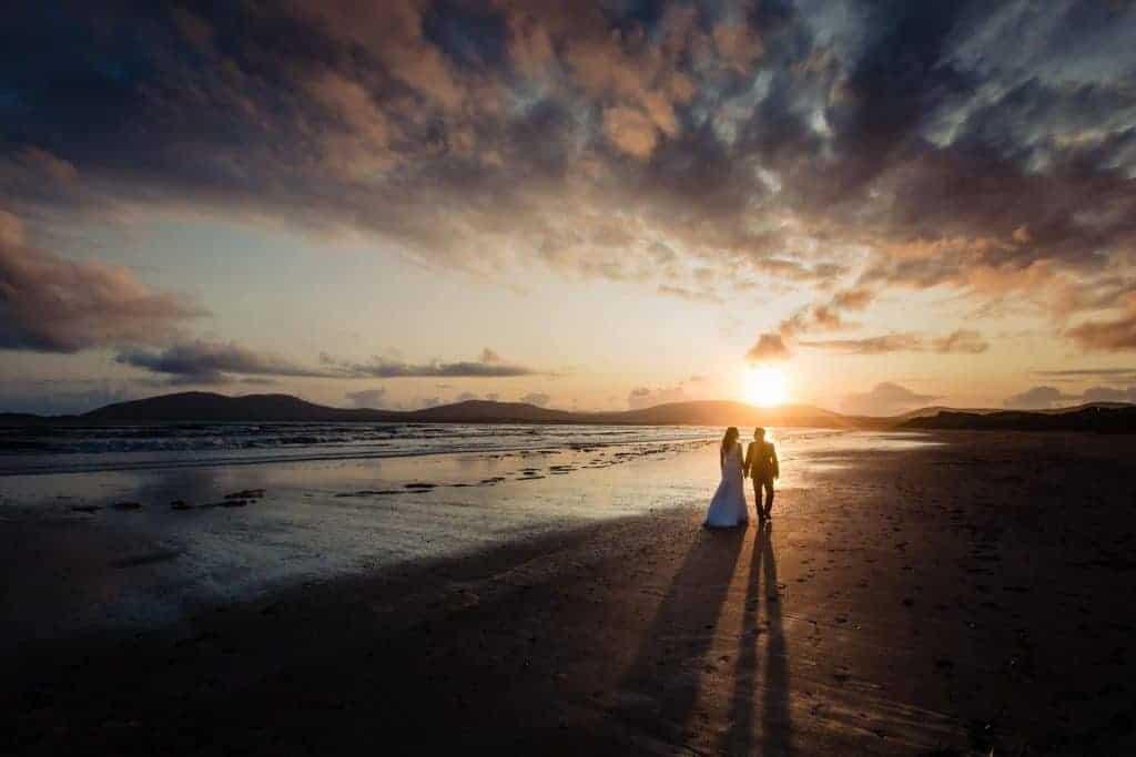One of the best wedding photographers in Ireland, Kevin Kheffache Leading Irish Wedding Photography