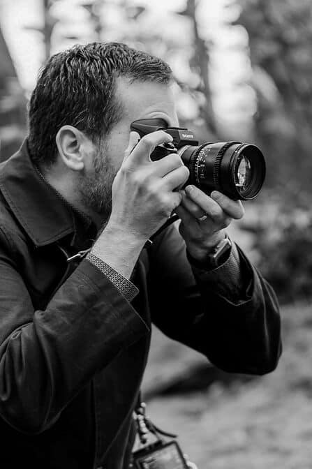Keith Malone Wedding Videographer based in Ireland