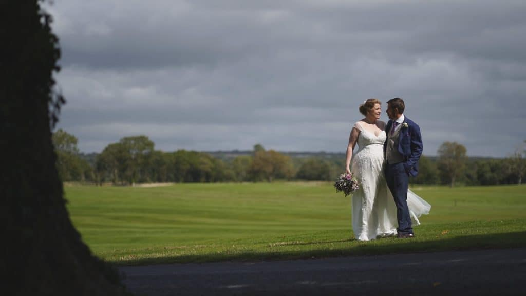 Glenlo Abbey Hotel Wedding Galway - Sinead and Bob