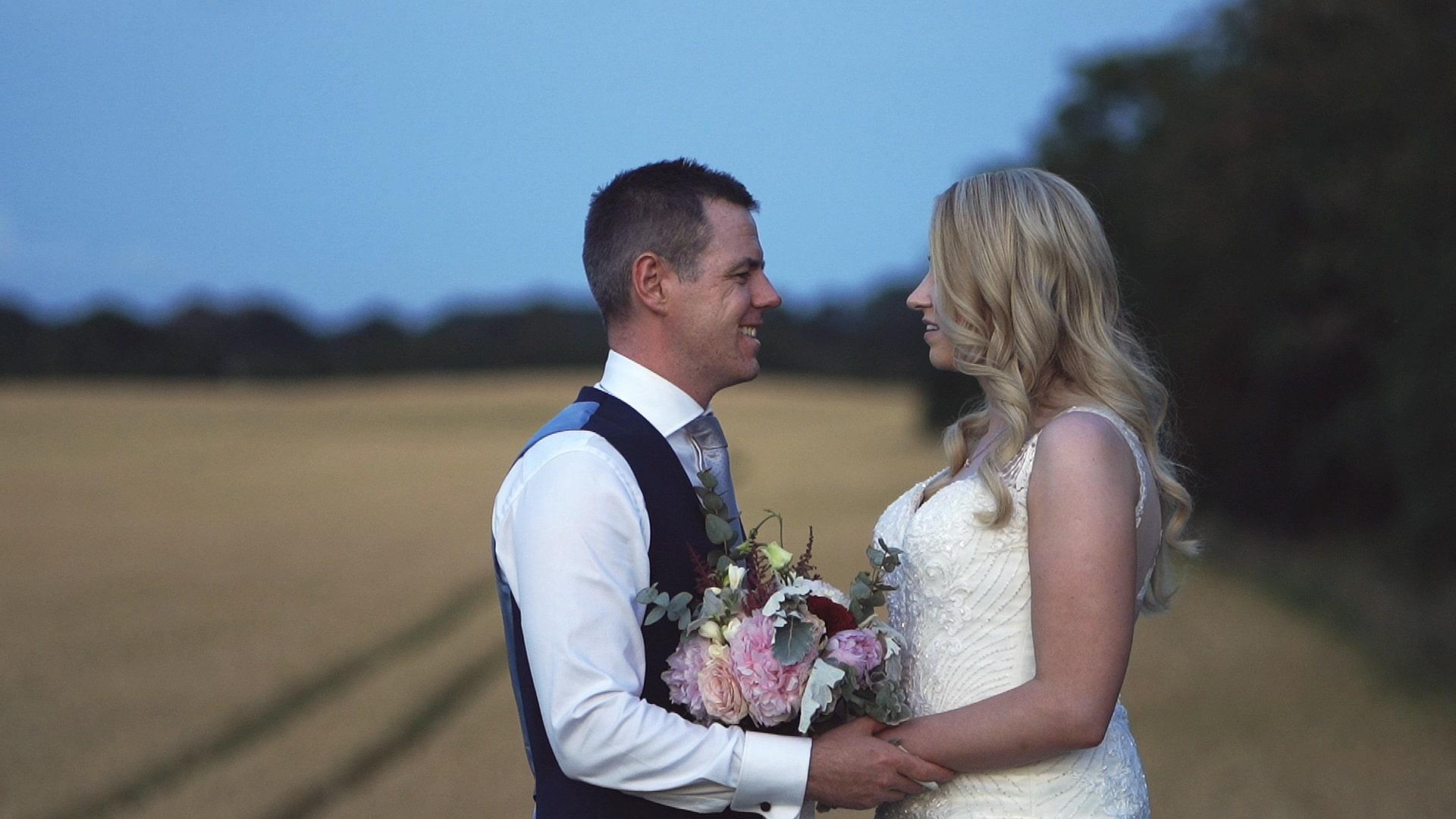 Knightsbrook hotel wedding video